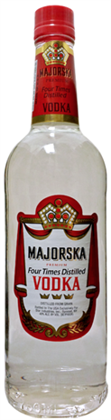 Majorska Vodka 80@